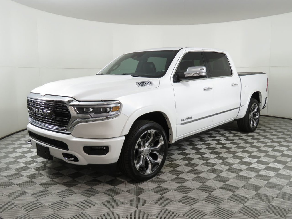 Pre-Owned 2019 Ram 1500 Limited 4x4 Crew Cab 5'7