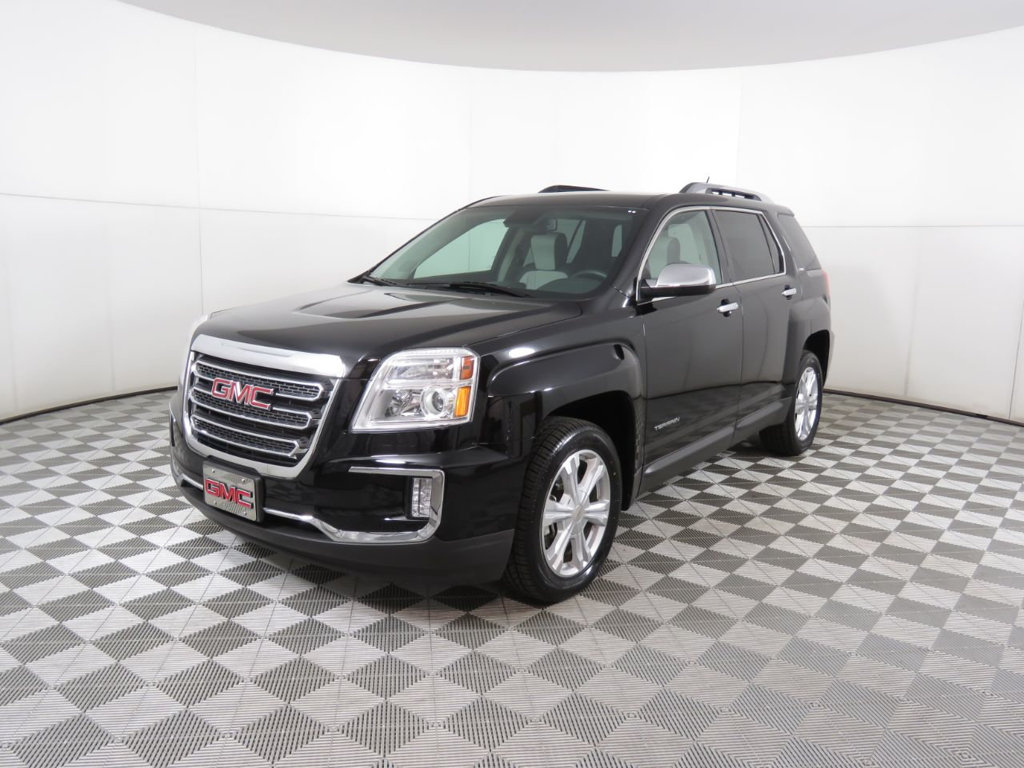 Pre-Owned 2017 GMC Terrain FWD 4dr SLT