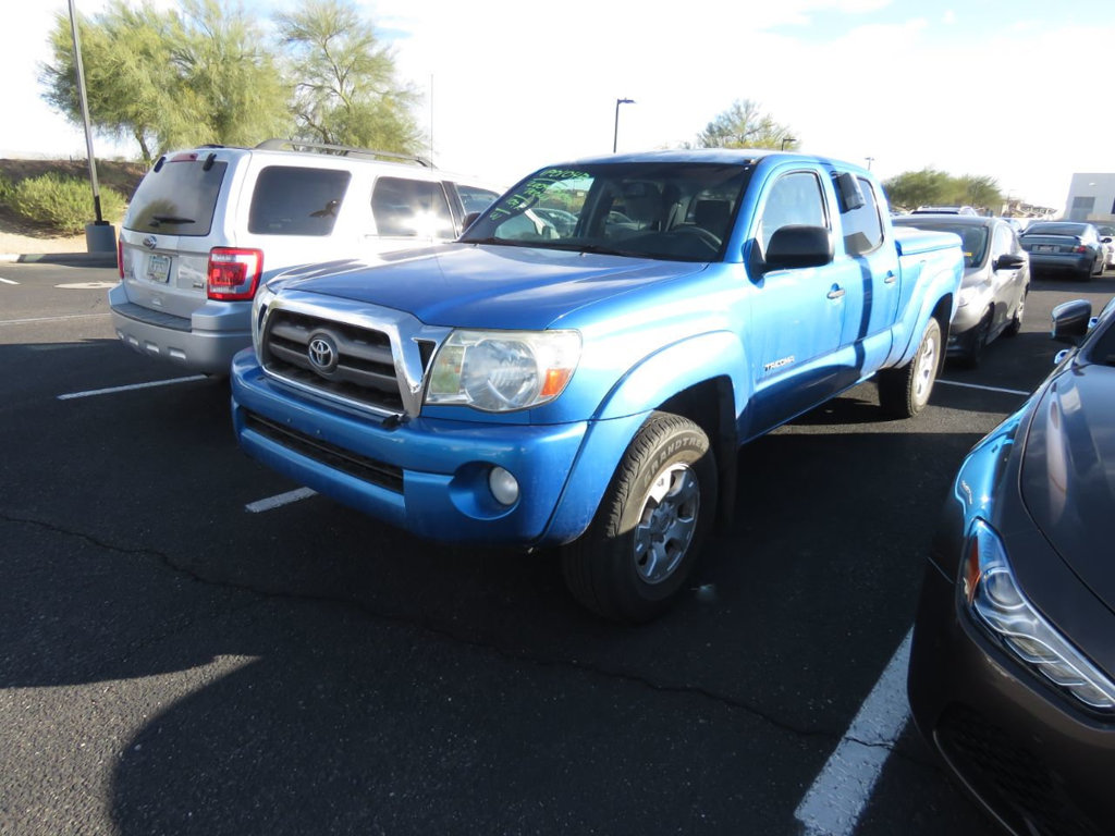 Pre-Owned 2009 Toyota Tacoma 4WD Double LB V6 Automatic