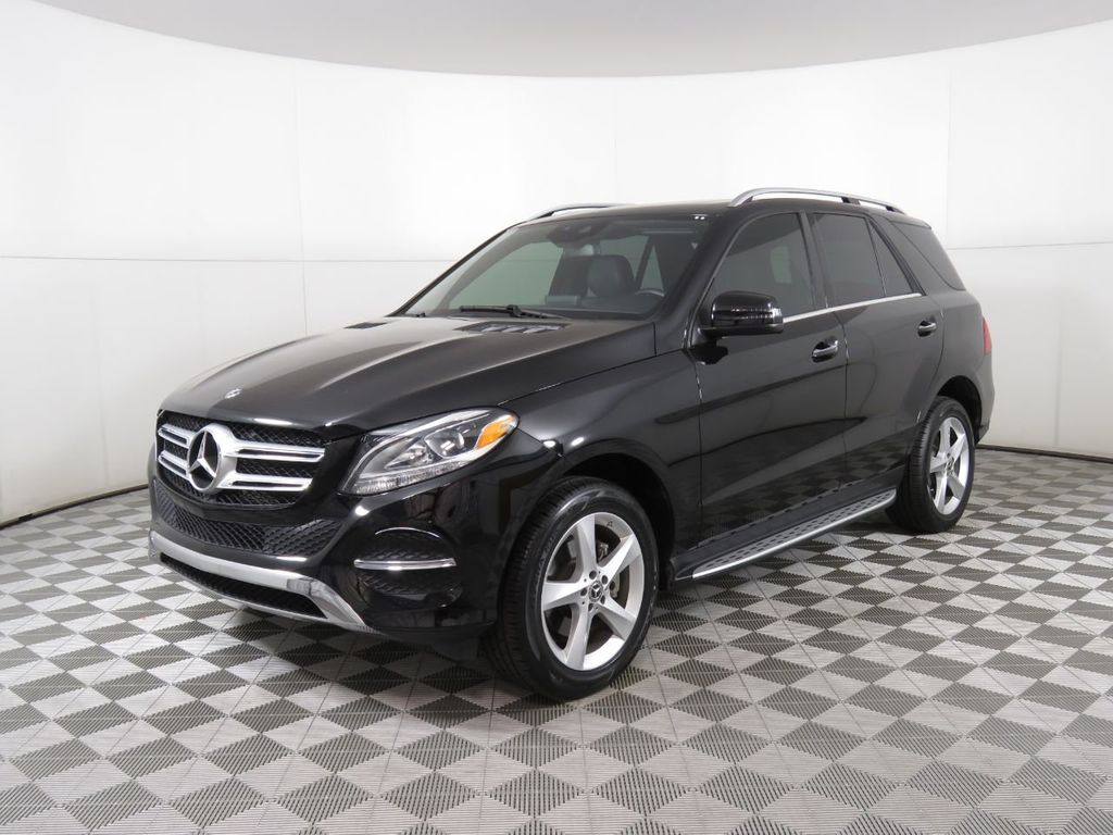Pre-Owned 2018 Mercedes-Benz GLE GLE 350 SUV