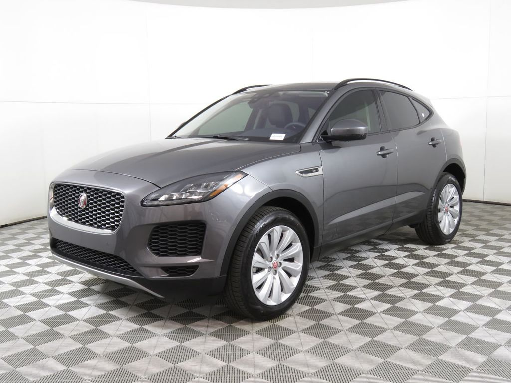 Pre-Owned 2020 Jaguar E-PACE COURTESY VEHICLE