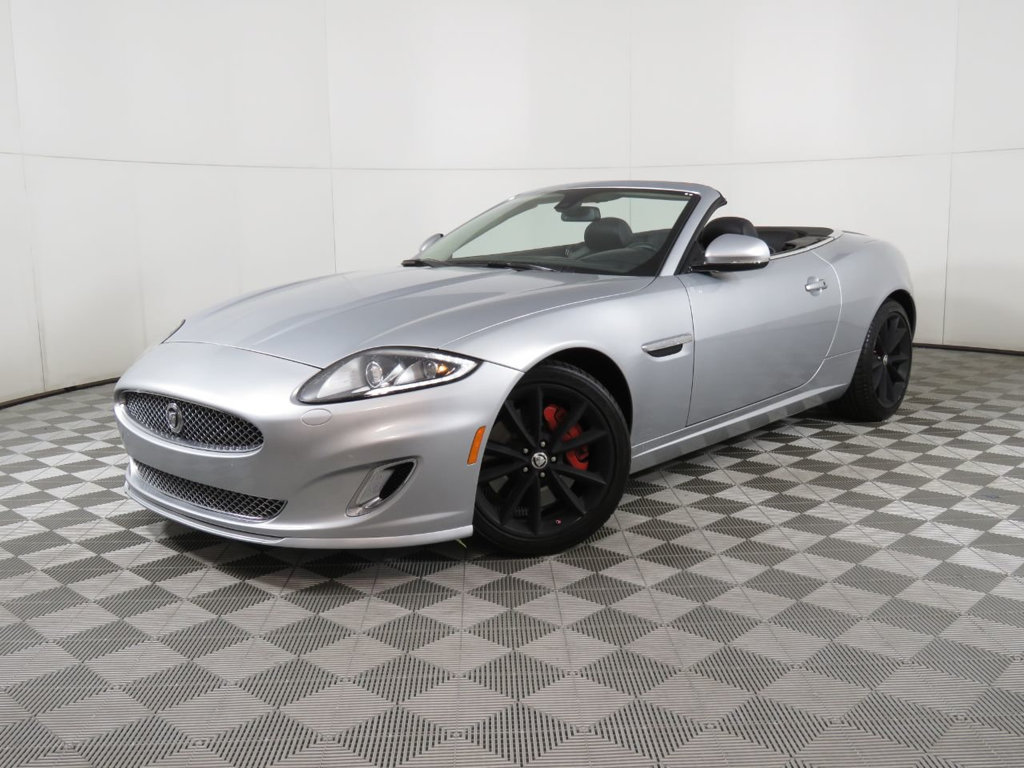 Pre-Owned 2014 Jaguar XK 2dr Convertible Touring