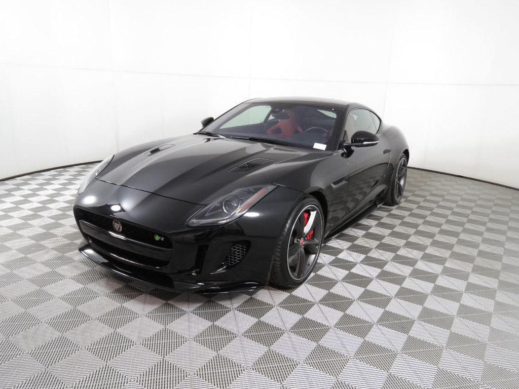 Pre-Owned 2017 Jaguar F-TYPE Coupe Automatic R AWD