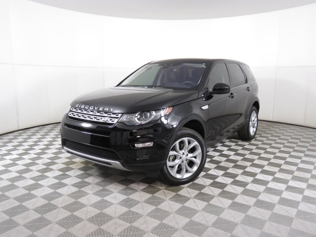 Certified Pre-Owned 2018 Land Rover Discovery Sport COURTESY VEHICLE