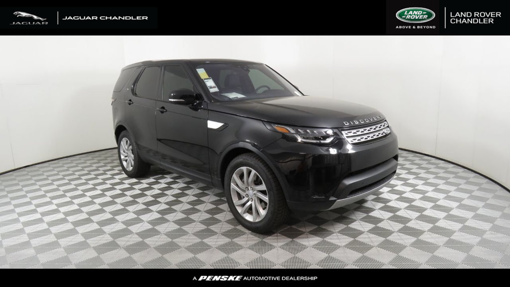Pre-Owned 2018 Land Rover Discovery COURTESY VEHICLE