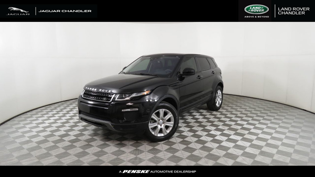 Pre-Owned 2018 Land Rover Range Rover Evoque 5 Door SE Premium