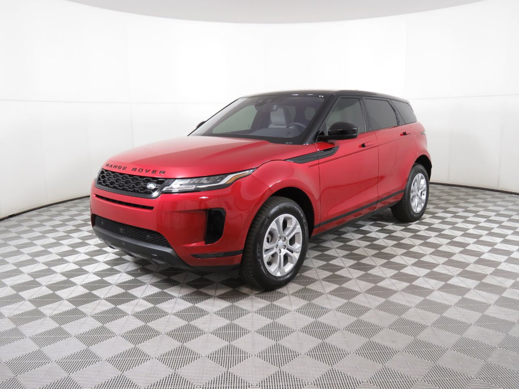 New 2020 Land Rover Range Rover Evoque COURTESY VEHICLE