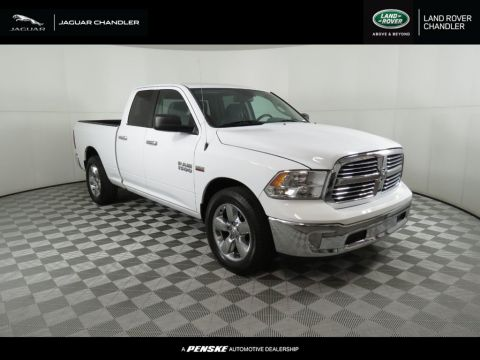 "Pre-Owned 2015 Ram 1500 2WD Quad Cab 140.5"" Big Horn"