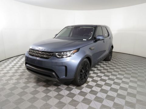 New 2019 Land Rover Discovery SE Td6 Diesel