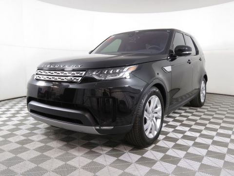 New 2020 Land Rover Discovery HSE Td6 Diesel
